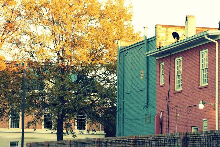 Downtown Cary, NC - Jade Ellyette