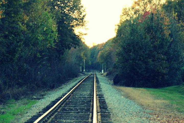 Down the Tracks - Jade Ellyette