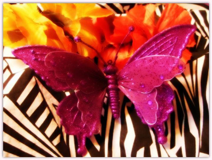 Butterfly Effect - Jade Ellyette