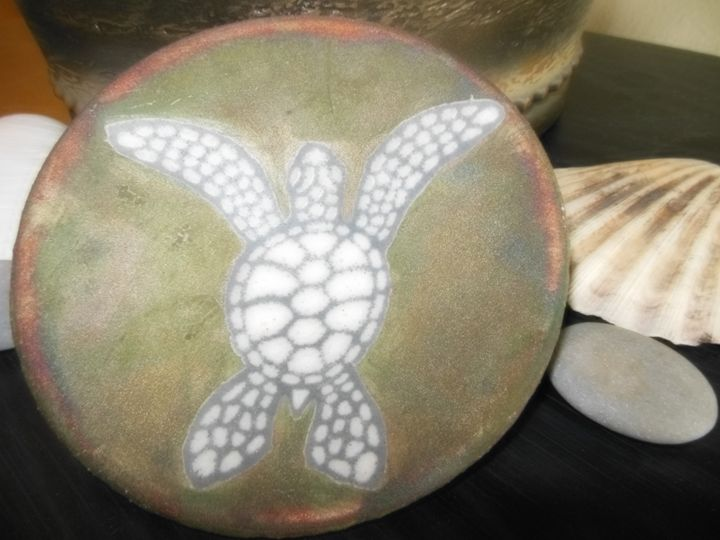 Turtle Shell - Jade Ellyette