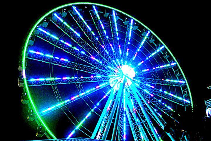 Ferris Wheel - Jade Ellyette