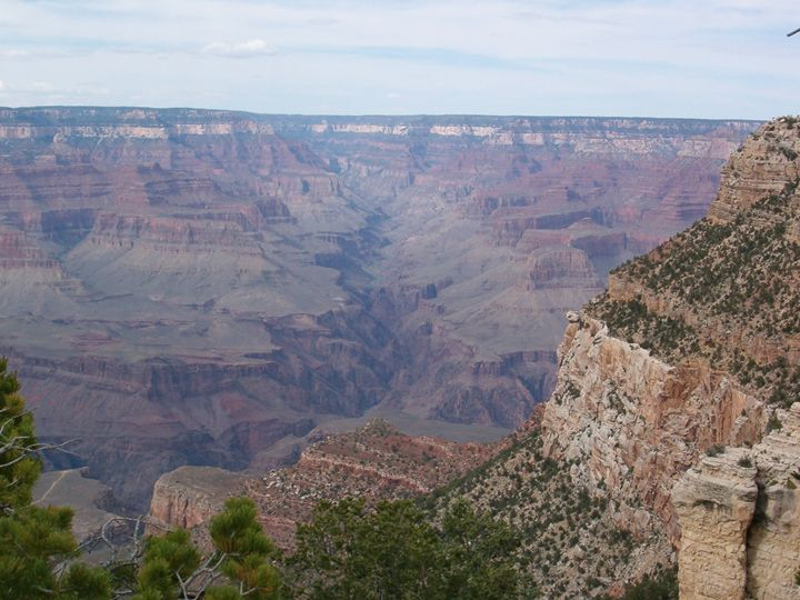Grand Canyon Rift - Jade Ellyette