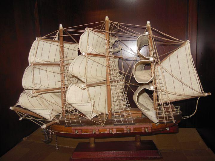 Ship On Land - Jade Ellyette
