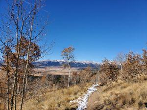 Panoramic photo of Colorado.