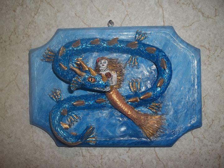 Sea serpents And Mermaids - R0N