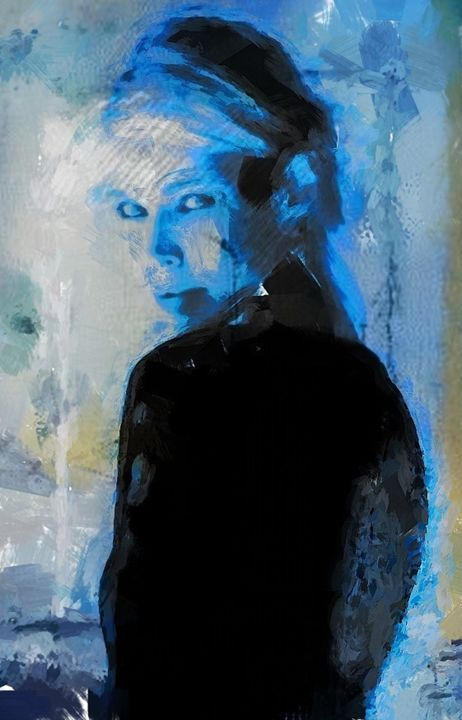 Ginny blue eyes - Gjce