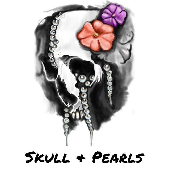 Skull & Pearls - Lady Vixen