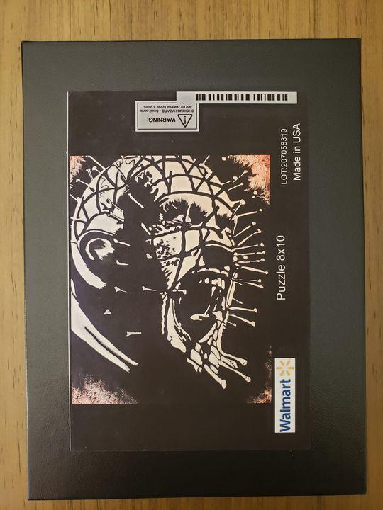 Hell Raiser Puzzle - Lady Vixen