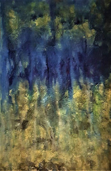 Rising fog - Cecilia Ana Bell