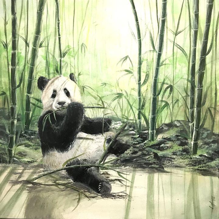 Panda munchies - Noony