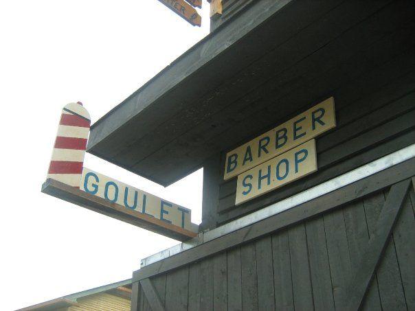 Barber Shop - Rebecca Neddo