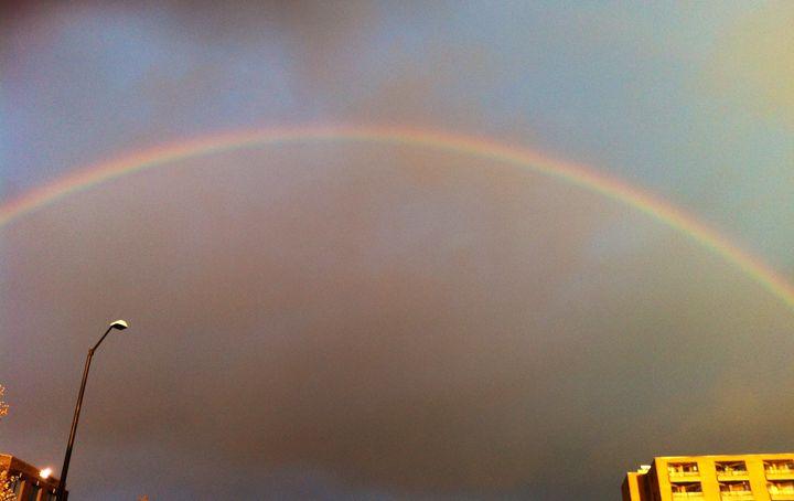 Rainbow After the Storm - Rebecca Neddo
