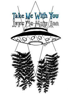 Take Me With YoUFO