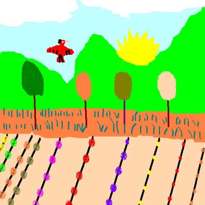 Farmers Delight By Cheyene M. Lopez - Cheyene M Lopez