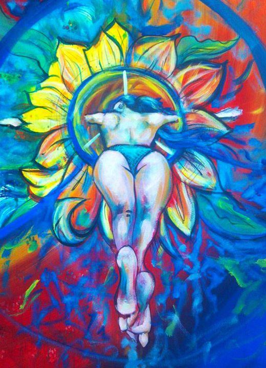 Dive in! - Lias Custom Art