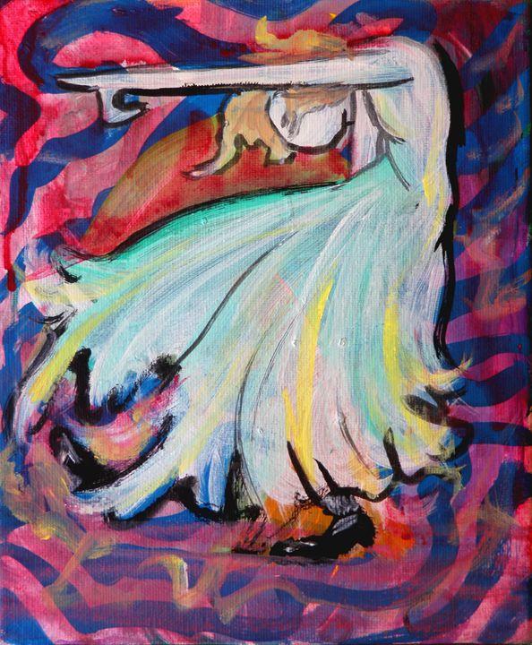 Dancing with myself - Lias Custom Art
