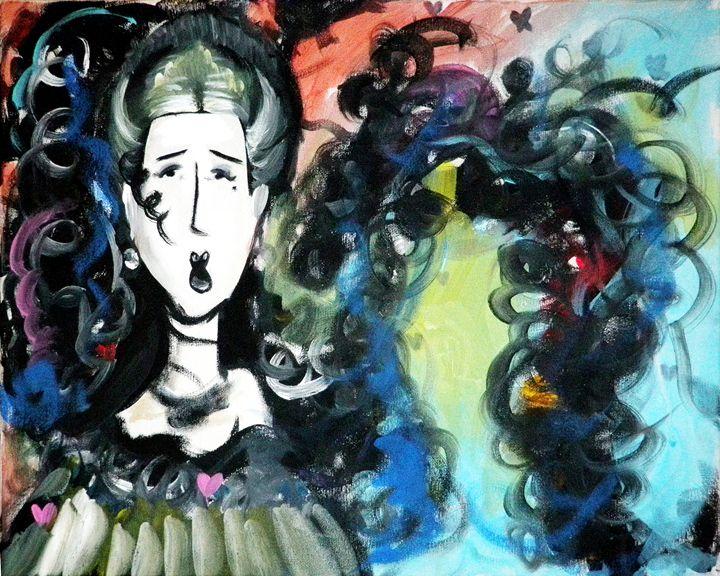 off with her head - Lias Custom Art
