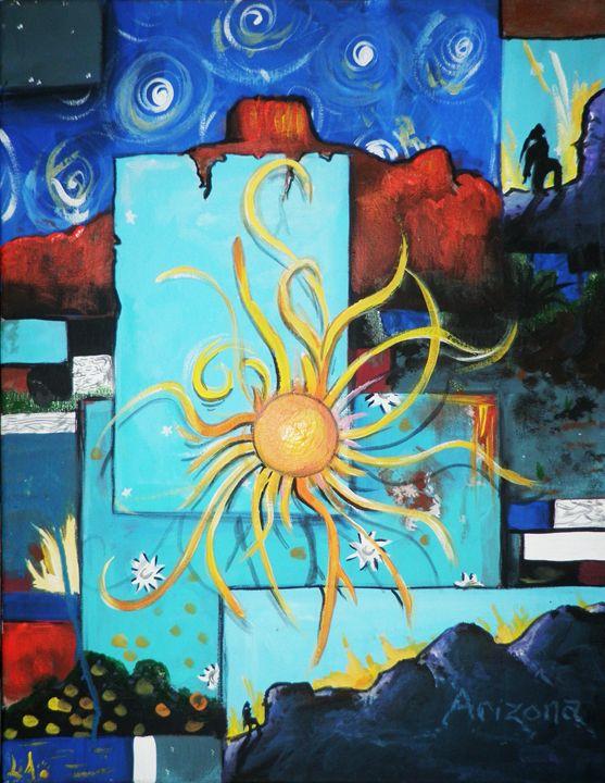 Arizona outside - Lias Custom Art
