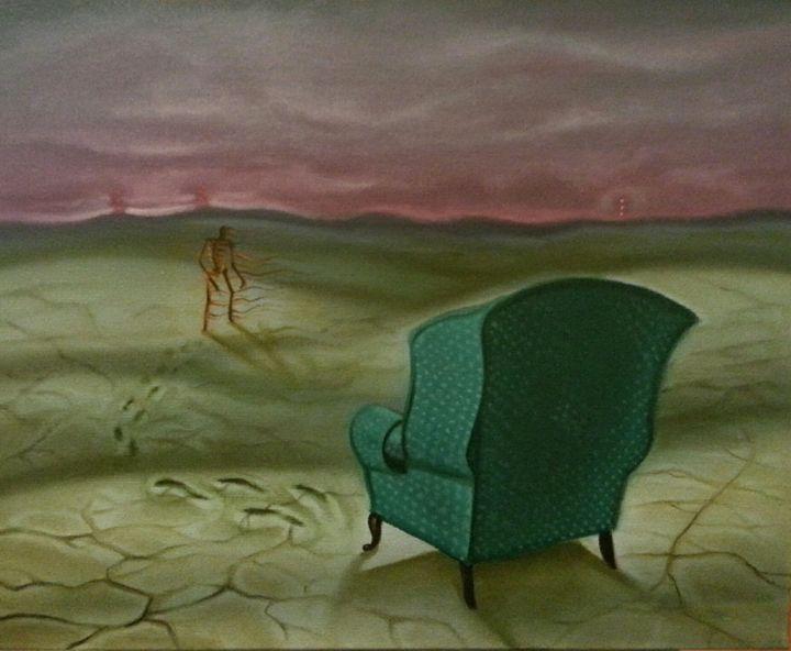 Favorite Chair - Corey Schmidt