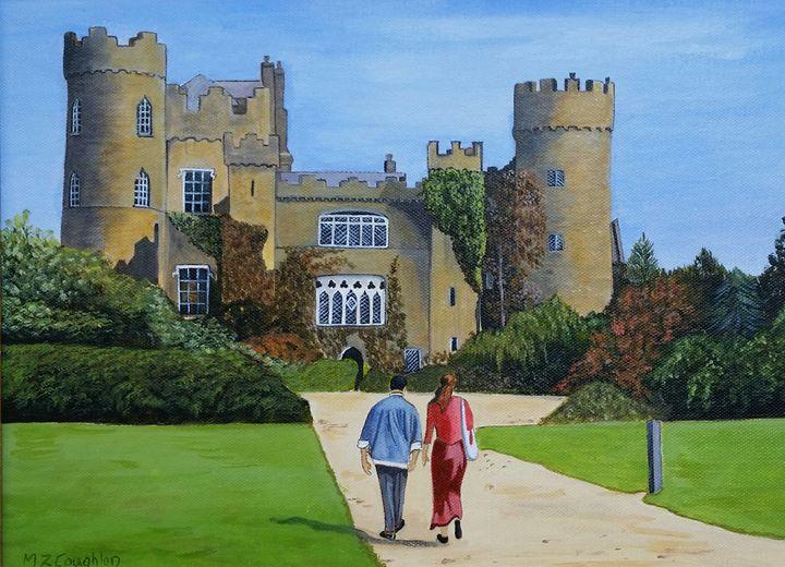 Malahide Castle - Margaret Zita Coughlan