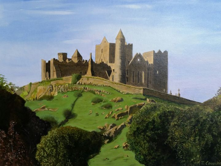 The Rock of Cashel - Margaret Zita Coughlan