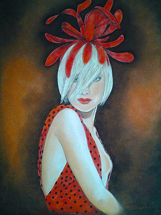 Fashion Girl - Margaret Zita Coughlan