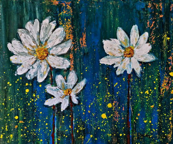 """""""Magic flowers"""" - Naumovche Art"""