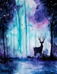 """""""The magic forest"""""""