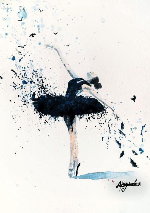 """""""Flight"""" - Naumovche Art"""
