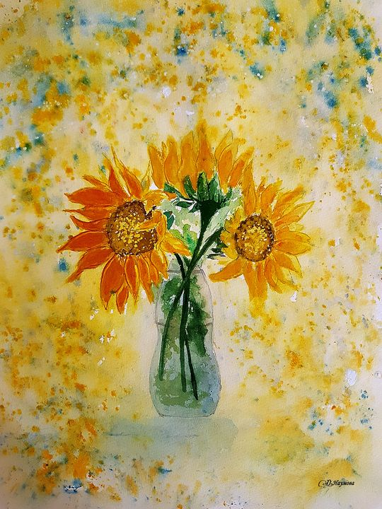 """Summer day"" /2/ - Naumovche Art"