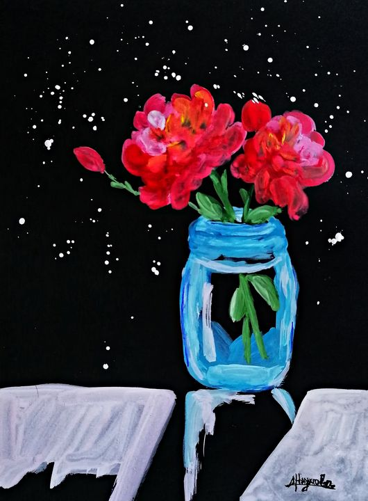 """The dream of roses"" - Naumovche Art"