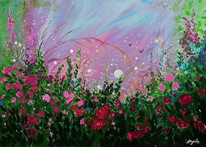 """Moon dreams"" - Naumovche Art"