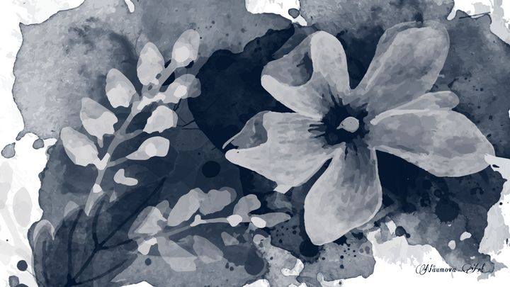 Blue dreams - Naumovche Art
