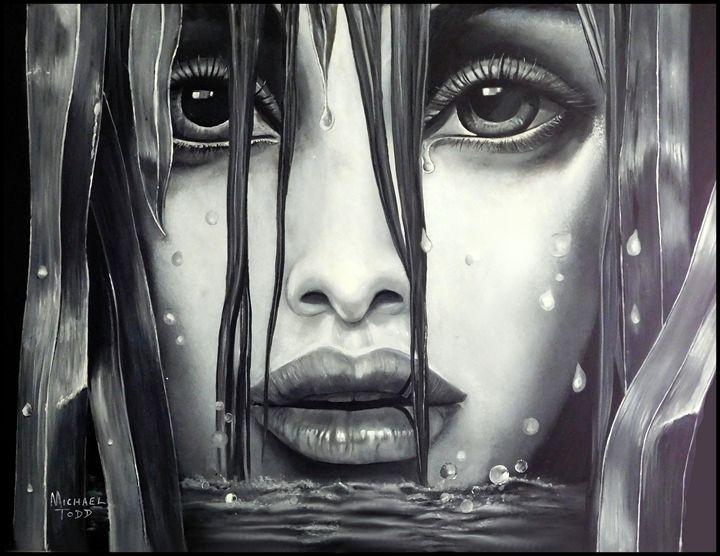 Mystic Pond - ArtistMichaelTodd
