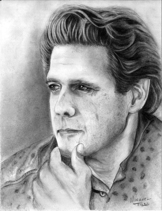 Glenn Frey - ArtistMichaelTodd