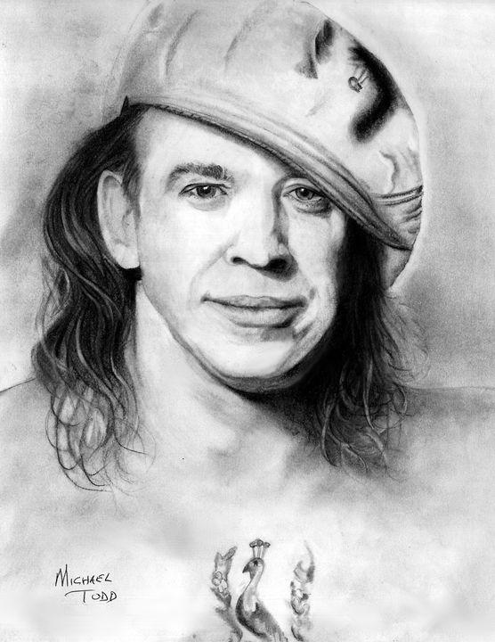 Stevie Ray Vaughn - ArtistMichaelTodd
