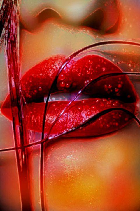 Kiss me - ArtistMichaelTodd