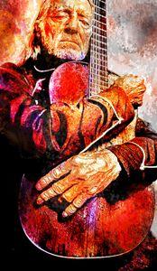 Willie Nelson - ArtistMichaelTodd