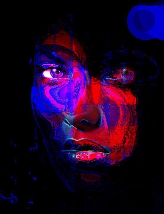 Neon Rain - ArtistMichaelTodd