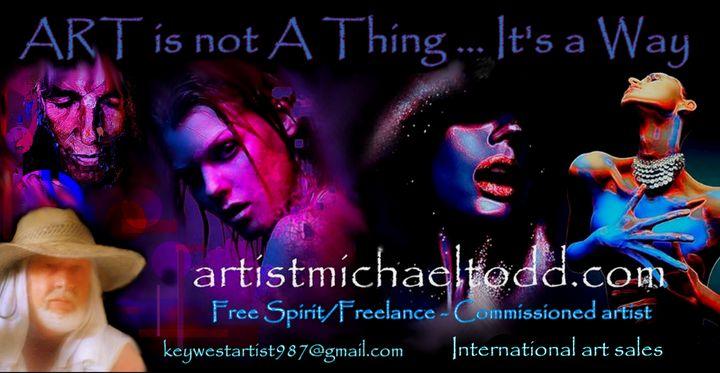 artistmichaeltodd.com - ArtistMichaelTodd