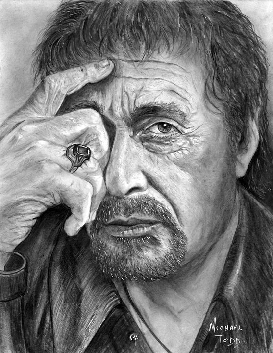 Al Pacino - ArtistMichaelTodd