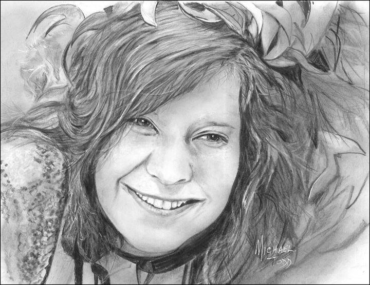 Janis Joplin - ArtistMichaelTodd