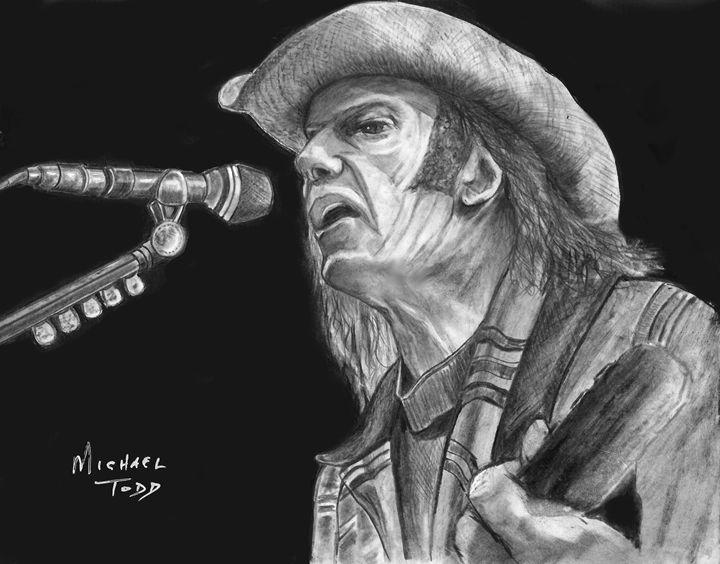 Neil Young - ArtistMichaelTodd