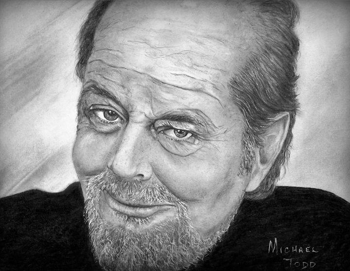 Jack Nicholson - ArtistMichaelTodd