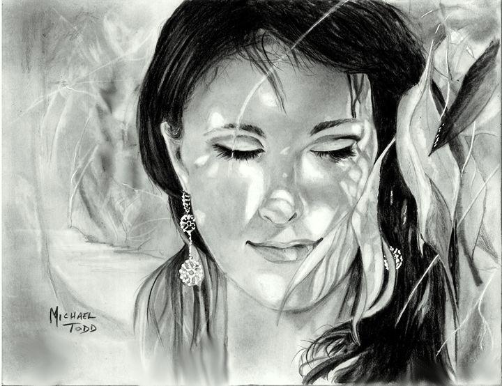 In the shadows - ArtistMichaelTodd