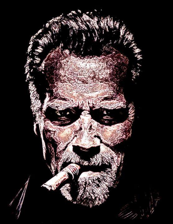 Arnold Schwarzenegger - ArtistMichaelTodd
