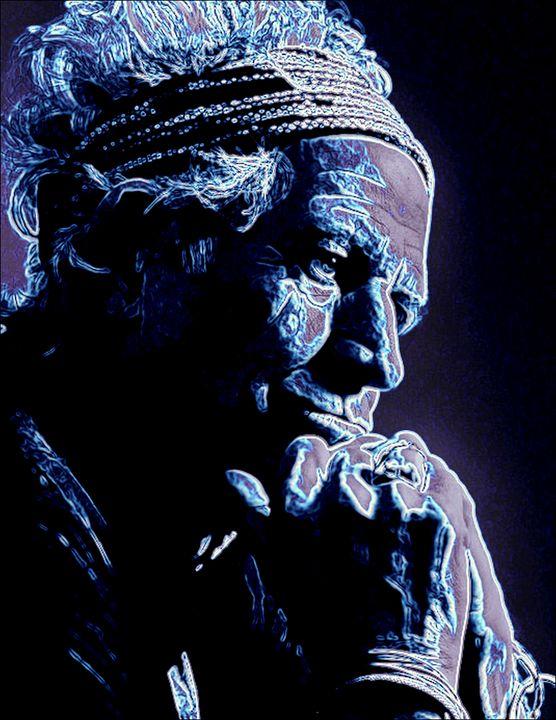 Keith Richards - ArtistMichaelTodd