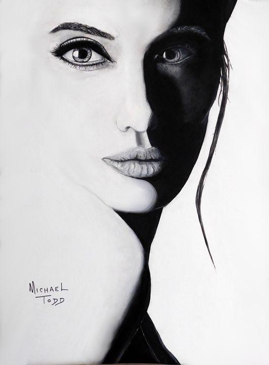 Genevieve - ArtistMichaelTodd
