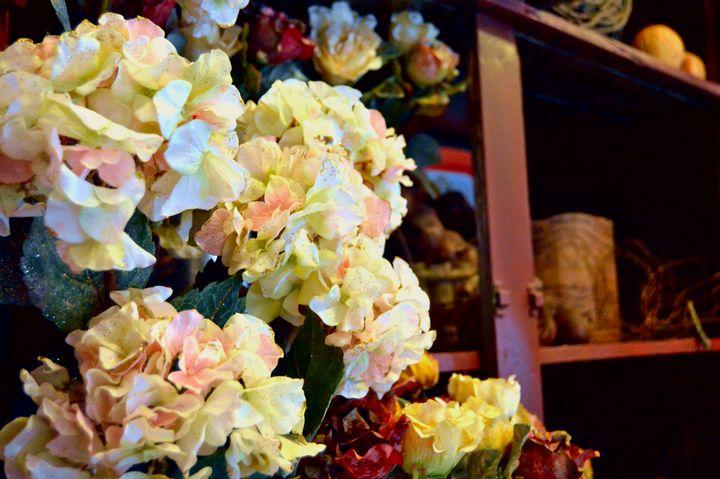 Fake Flowers Shine Too - Alexis Patten
