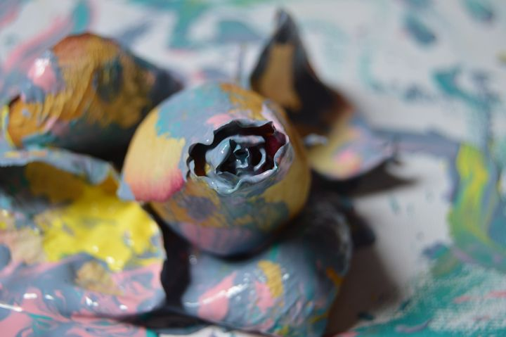 We're Painting the Roses...Grey? - Alexis Patten